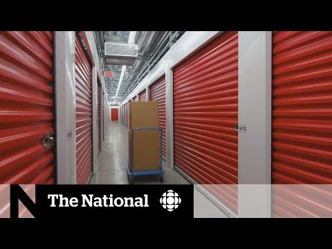 Canada's latest business boom is in selling storage