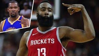 NBA《アメ本²話》KD「ジェームズ・ハーデンは過小評価され過ぎ」(2016年8月) スコッティジェームス 検索動画 20