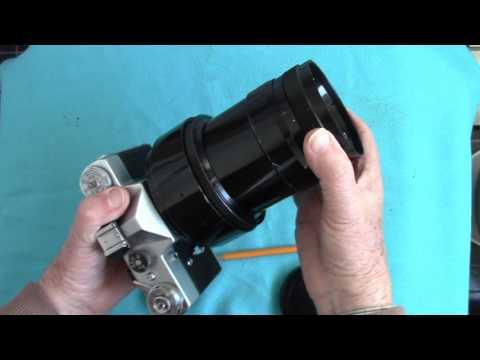 Russian MTO 500 'Mirror' Lens