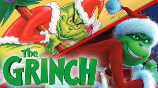 'The Grinch' Animation Comparison: Then and Now (1966 VS. 2018)