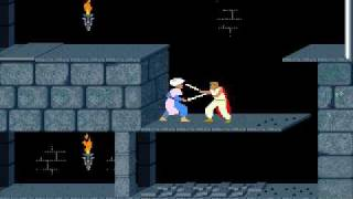 Prince of Persia - More Mouse Weirdness