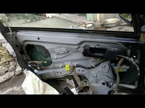 Bảo Dưỡng Kính Điện Ôtô | Nguyên Nhân Cửa Kính Bị Kẹt | Power Window Motor And Regulator Repair