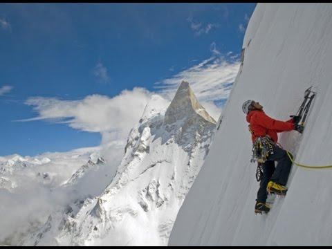 登頂が極めて困難な山に挑む男たちを追う!映画『MERU/メルー』予告編