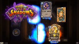 Rise of Shadows Pack Opening | DOUBLE GOLDEN LEGENDARIES! (2019)