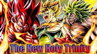 The New Holy Trinity with SS KK Goku is here!! Dragon Ball Legends