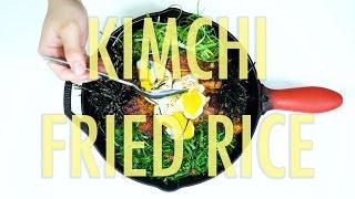 MUKBANG: ULTIMATE KIMCHI FRIED RICE!