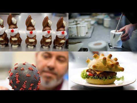 ابتكارات شهية ..مالكو المخابز يحاربون فيروس كورونا بالمذاق الطيب  - نشر قبل 3 ساعة