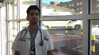 Northampton: first for junior doctor placements