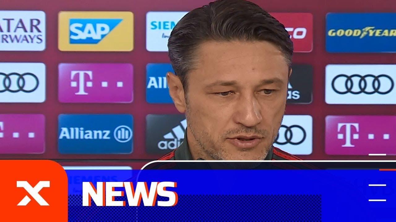 Niko Kovac über Borussia Dortmund, Renato Sanches und James Rodriguez | FC Bayern München | SPOX