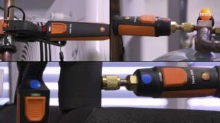 testo smart probes refrigeration set demo
