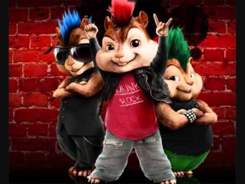 Lmfao Sexy and i know it (Chipmunks)