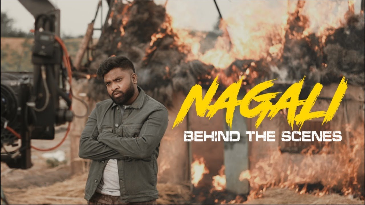 Behind the Scenes of Naagali I Roll Rida I Pravin Lakkaraju I Harikanth I Telugu Rap Music Video