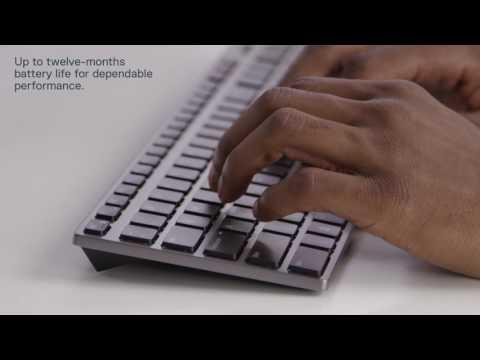 Dell Premier Wireless Keyboard - WK717