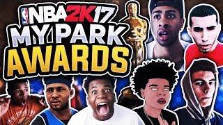 NBA 2K17 MYPARK AWARDS