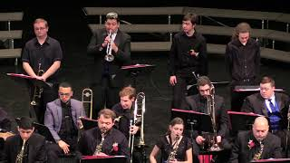 Blue Rondo à la Turk - Lycoming College Jazz Ensemble - 2019 Music Gala