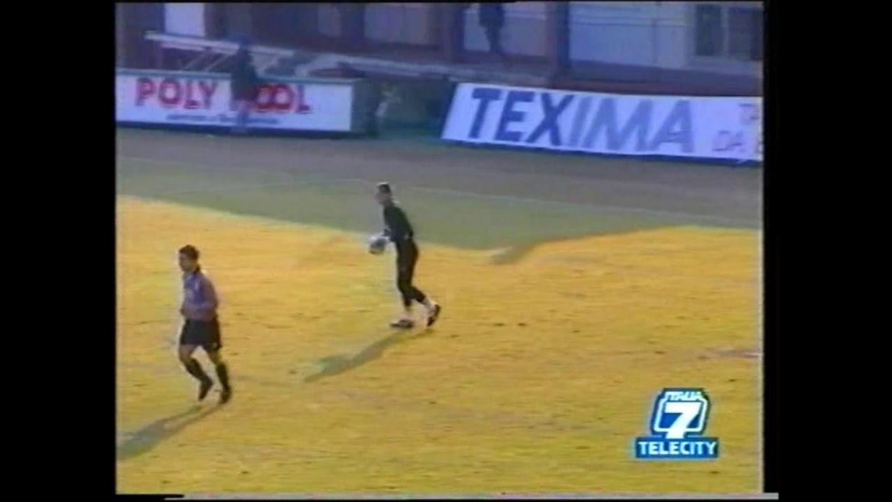 Campionato 1998/99 23° Giornata Albinoleffe - Alessandria 2 - 0 - YouTube
