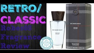 Touch for Men by Burberry Fragrance Review (2000) | Retro Series