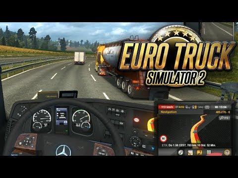 EURO TRUCK SIMULATOR 2 🚚 S02E39 • Auf Auf Nach ST. PETERSBURG • LET'S PLAY ETS 2