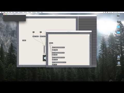 Max 7 Tutorial 5 - Creating a Basic Sampler (part 1)
