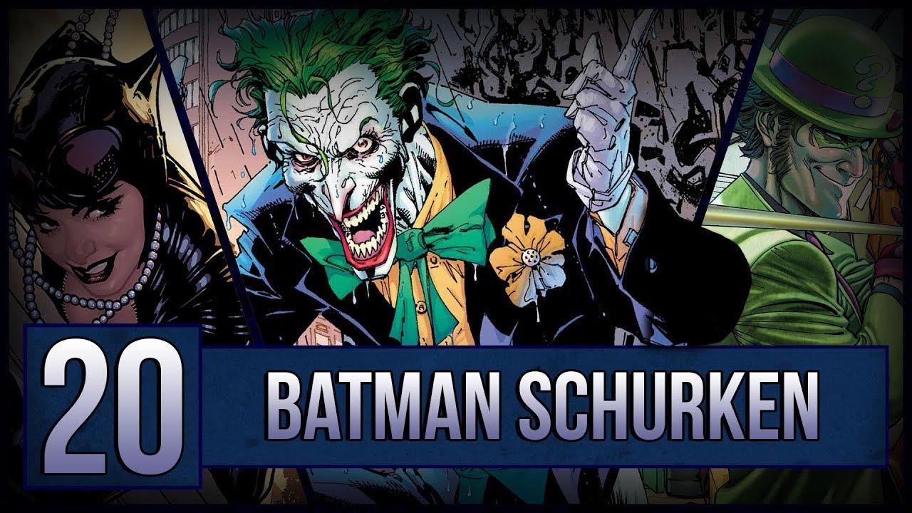 Bösewichte Batman