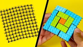Making USELESS LEGO Pieces USEFUL