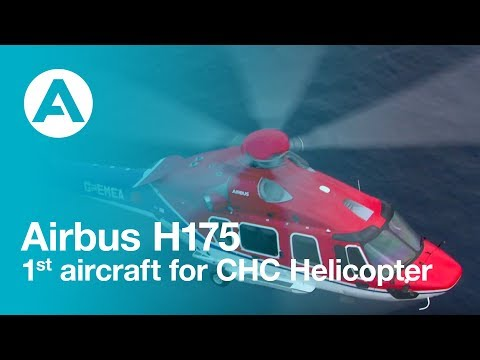 First H175 aircraft for CHC Helicopter