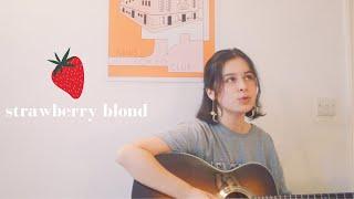 strawberry blond - Mitski cover
