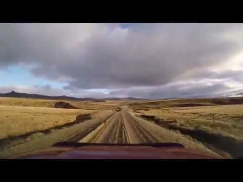 Stanley to EBF in 5(ish) Minutes - Falkland Islands