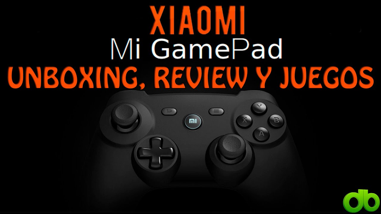 Xiaomi wireless bluetooth gamepad for android & pc review youtube.