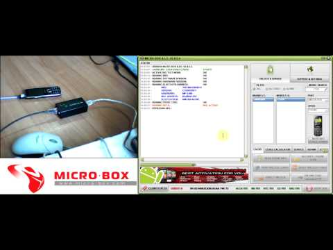 Samsung C3530 Reas Codes with Micro-Box