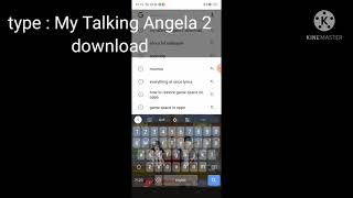 How to install My Talking Angela 2 In Android ... Full tutorial ..... ( no harmful content ) screenshot 4