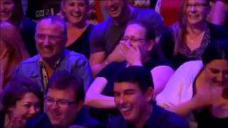 Celebrity Juice Laughing Woman (VERY FUNNY)