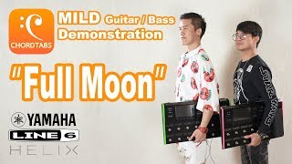 เต่า ขุน MILD - Full Moon | Guitar/Bass Demonstration