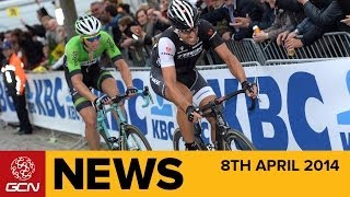 Tour Of Flanders, Three Days Of De Panne, Strava, And Tech - GCN Cycling News Show - Ep. 66