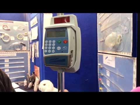 Demonstration: Jorgensen VetPro IV Pump J1097 from YouTube · Duration:  1 minutes 40 seconds