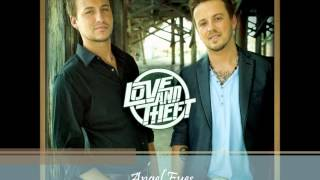 Angel Eyes by Love And Theft (Album Cover) (HD)