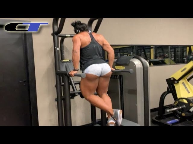 ALESSANDRA ALVEZ WORKOUT 2019 ★ BRAZILIAN SHE HULK 2 MOST VALUABLE EXERCISES