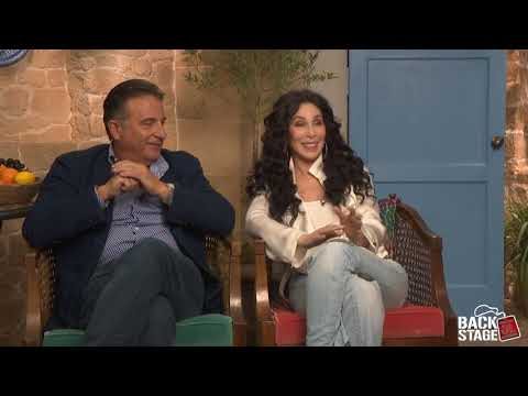 MAMMA MIA 2: Cher & Andy Garcia Reveal Their Favorite ABBA Song