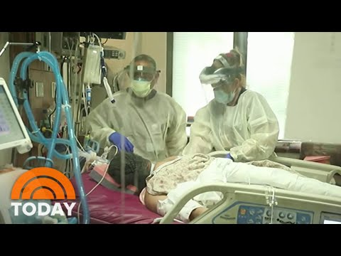 US Sees Deadliest Week Of COVID-19 Pandemic, Hospitals Overwhelmed | TODAY