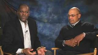 "Bob Gibson And Reggie Jackson Discuss ""who Owns The Plate?"""