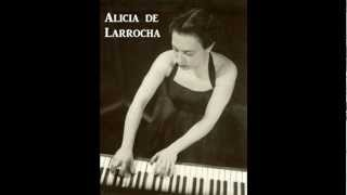 Alicia de Larrocha plays Rodrigo - A l