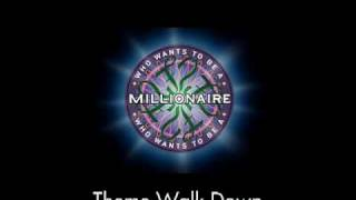 Theme Walk Down - Who Wants to Be a Millionaire?