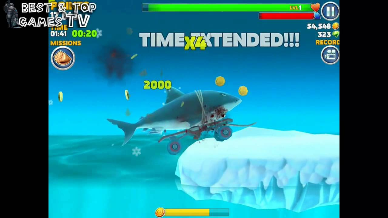 hungry shark evo best android ios games tv  hungry shark evo best android ios games tv