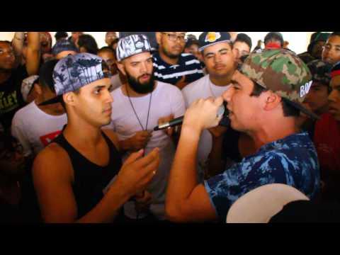 Batalha de Rap do Museu - 235 - ALVES X NICOLAS (RS) FINAL