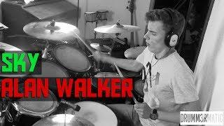 Sky - Alan Walker (Drum Cover)