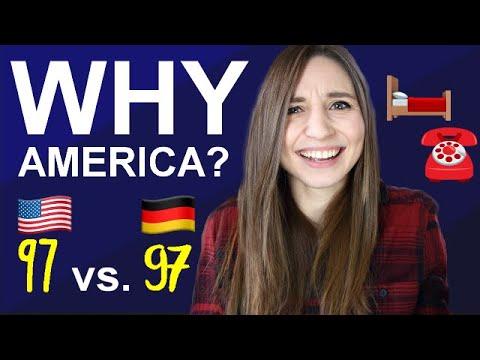 5 THINGS AMERICANS