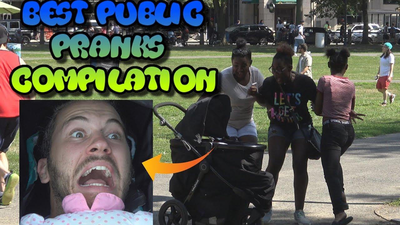 Best Public Pranks Compilation Volume 1 Youtube