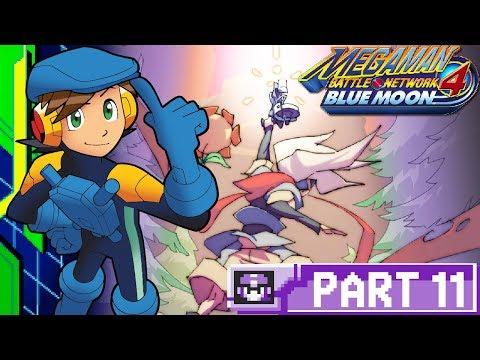 Let's Play MegaMan Battle Network 4: Blue Moon - Part 11