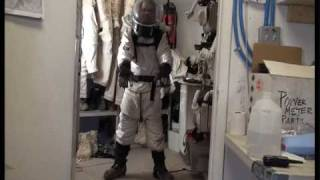 MDRS Crew 75: Space Suit System