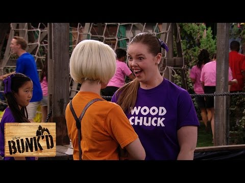 Emma Takes a Fall  BUNK'D  Disney Channel